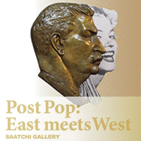 Post Pop: East Meets West