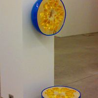 Nathalie Sarrante Golden Fruit, 2006